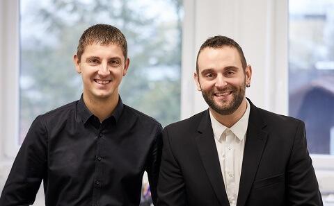 Altmann und Reiner Immobilien eG - Vorstände Markus Altmann und Andreas Reiner
